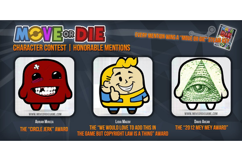 "Move or Die Game on Twitter: ""Introducing the 2nd batch of ..."