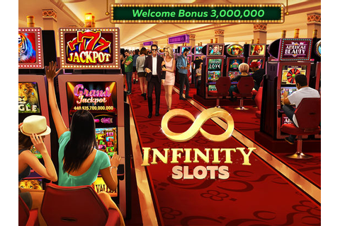 App Shopper: Infinity Slots – Vegas Casino Slot Machines ...