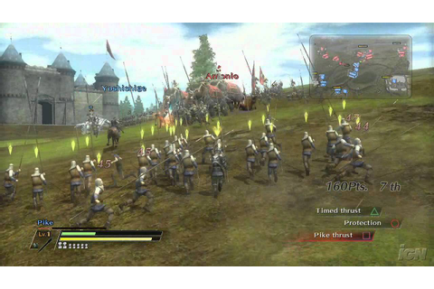 Bladestorm: The Hundred Years' War Xbox 360 Gameplay - YouTube