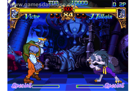 Darkstalkers: The Night Warriors - Sony Playstation ...