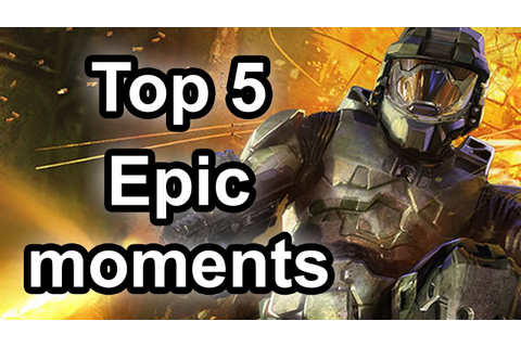 Top 5 - Epic moments in gaming - YouTube