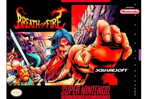 Breath of Fire Value / Price | Super Nintendo