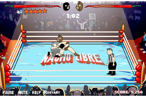 Nacho Libre - Ultimate Lucha Battle - Sportspiele ...