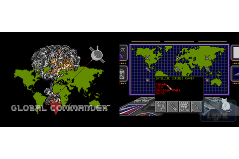 Global Commander : Hall Of Light – The database of Amiga games