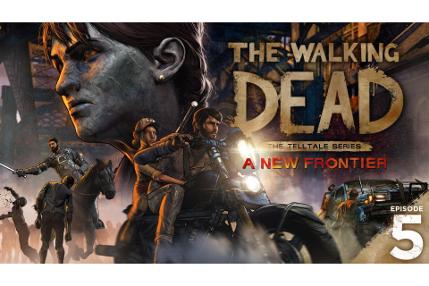 The Walking Dead - A New Frontier Episode 5 Dated