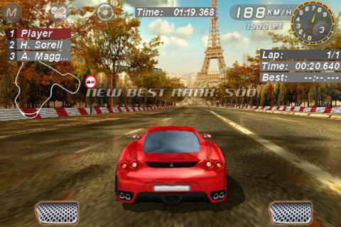 Ferrari GT Evolution: Lite Version for iPhone - Download