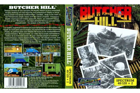 Butcher Hill | Top 80's Games