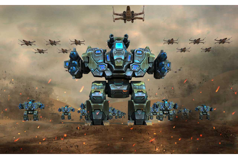 FUTURISTIC WAR ROBOTS - Android Apps on Google Play