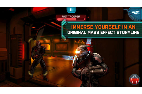 Mass Effect Infiltrator - IGN's Free Game of the Month