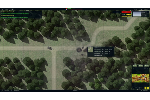 Armored Brigade Review | Warm Up That Cold War - Barrel Drill