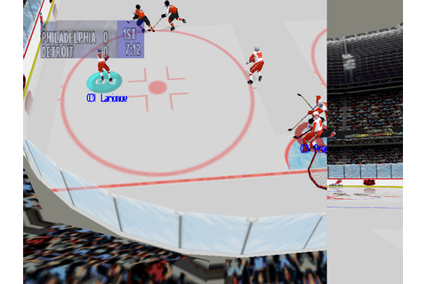 NHL Breakaway '98 Screenshots | GameFabrique