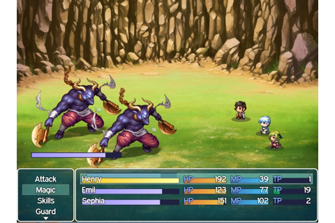 [DEMO] RPG Fighter League - A Battle to Finish! [Steam ...