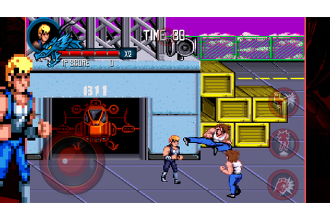 Double Dragon Trilogy - Android Apps on Google Play