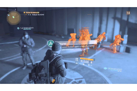The Division Mission Glitch | Mission