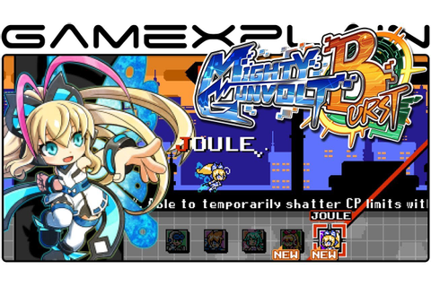 Mighty Gunvolt Burst Call & Joule DLC - Game & Watch ...