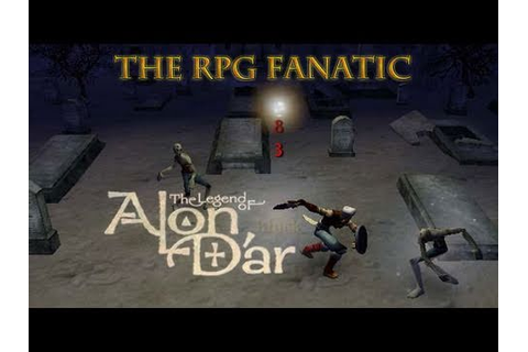 WORST RPG EVER! ★ The Legend of Alon D'ar ★ Video Game ...