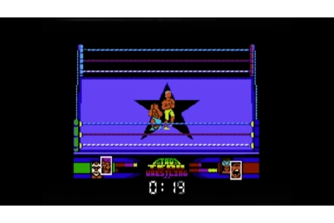 American Tag-Team Wrestling CPC/C64/Speccy (Zeppelin Games ...