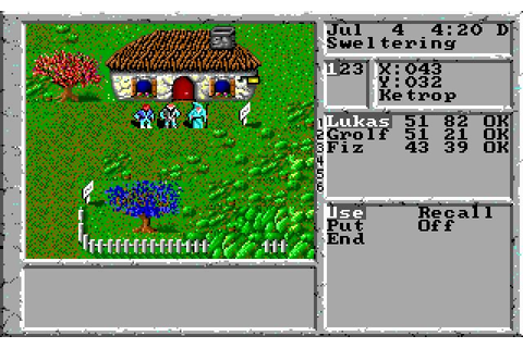 Download The Magic Candle 2: The Four and Forty rpg for ...