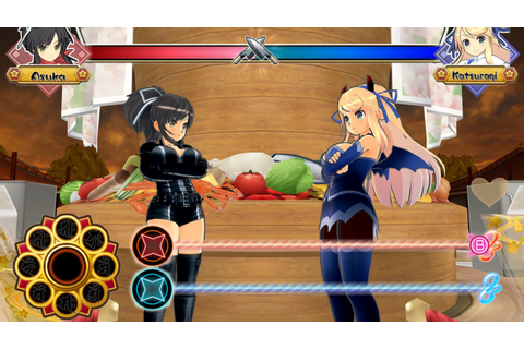SENRAN KAGURA Bon Appétit! – Full Course – PC Review ...