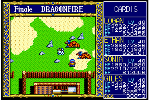 My all time favourite video games: Dragon Slayer: The ...