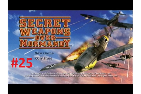 Secret Weapons Over Normandy - Mission 11: Heavy Water ...