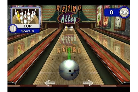 Gutterball: Golden Pin Bowling Game Online! - YouTube
