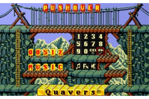 Pushover (Amiga) Game Download