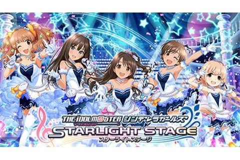 The Idolmaster Cinderella Girls: Starlight Stage - Wikipedia