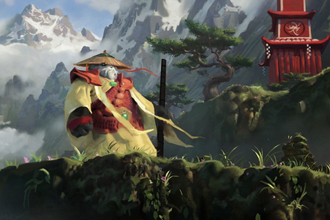 'World of Warcraft: Mists of Pandaria' opening cinematic ...