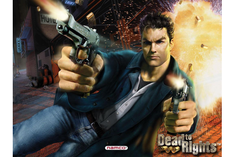 Download Free PC Games Full Version: Dead To Rights 1 PC Game