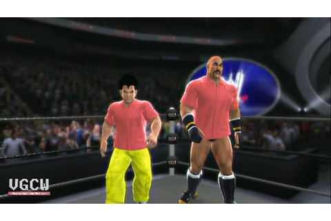 The Saiyans | Video Game Championship Wrestling Wiki ...