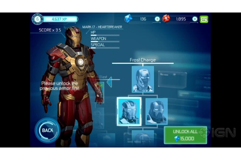 IGN Plays Iron Man 3: The Official Game - YouTube