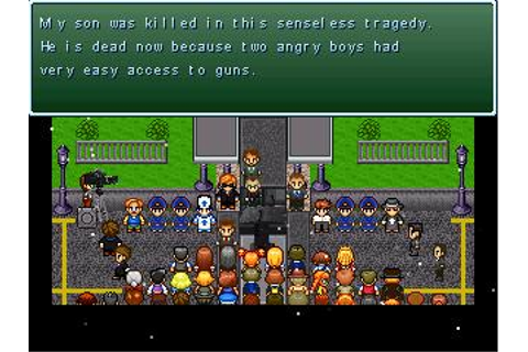 Super Columbine Massacre RPG!