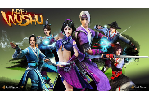 Age of Wushu Gameplay! New F2P Martial Arts MMORPG - Let's ...