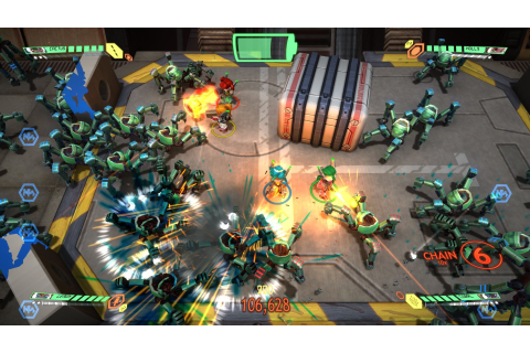 How is Assault Android Cactus Shaping Up? | USgamer