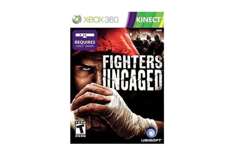 Fighters Uncaged Xbox 360 Game - Newegg.com