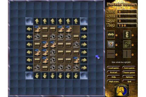 Pharaohs Curse Games Arcade - Free Software Download
