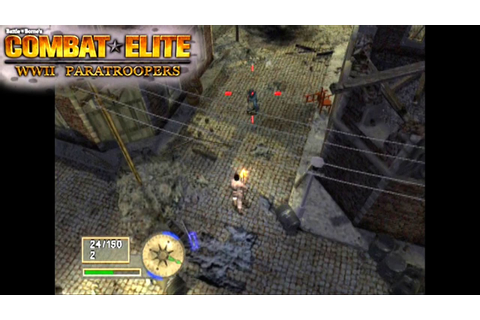 Combat Elite: WWII Paratroopers ... (PS2) - YouTube