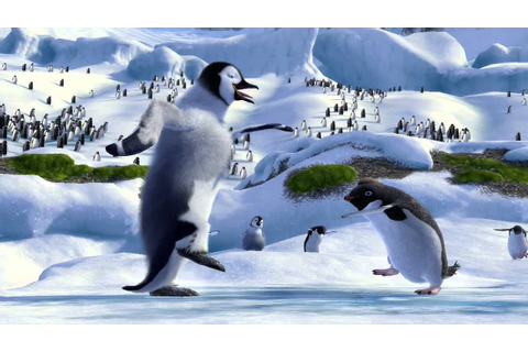 Happy Feet Two: The Video Game - Level 23 - YouTube