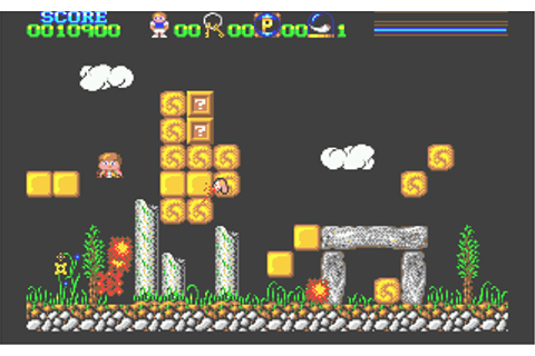 Download Axel's Magic Hammer - My Abandonware