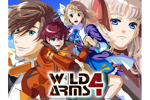 Wild Arms PS2 games are most likely not coming to PSN