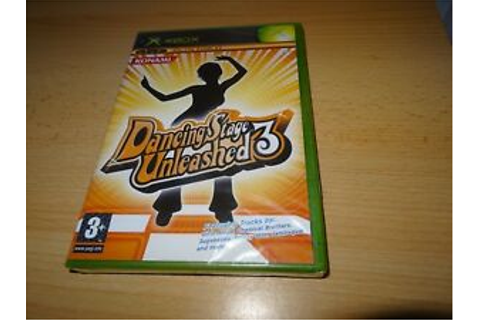 Dance Stage Unleashed 3 Game for XBOX NEW SEALED PAL ...