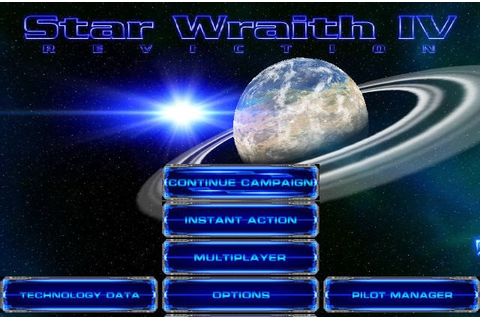 Star Wraith IV: Reviction Games Star Wraith