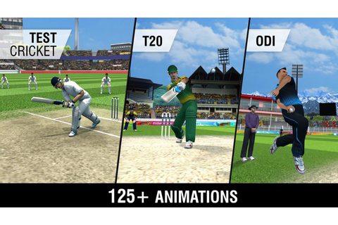 World Cricket Championship 2 APK Download - Free Sports ...