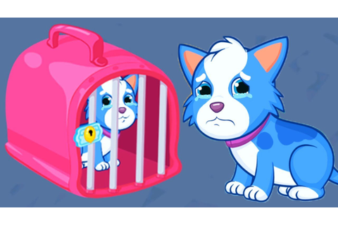Fun Pet Care Kids Game - Little Pet Vet - Play Puppy's ...