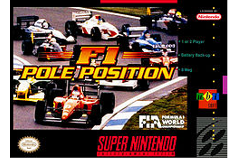 F1 Pole Position (video game) - Wikipedia