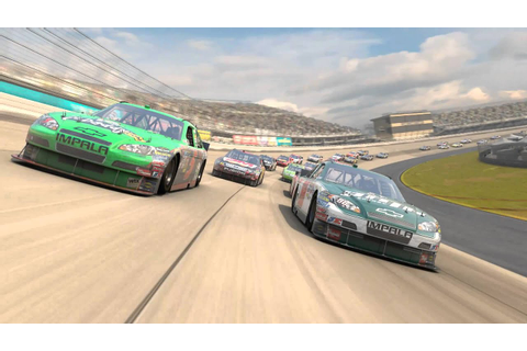 NASCAR The Game 2011 | trailer US (2011) - YouTube