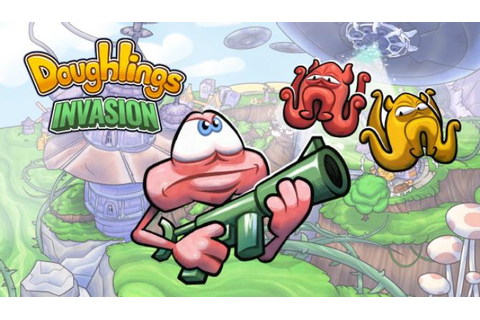 Doughlings: Invasion Free Download « IGGGAMES