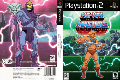 He-Man Defender Of Grayskull Ps2: Software Free Download ...
