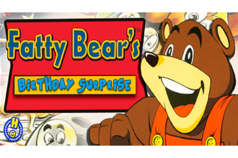 Fatty Bear's Birthday Surprise - Full Game HD Walkthrough ...